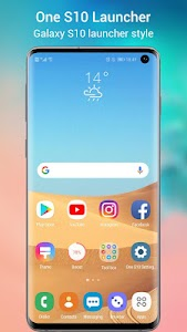 One S10 Launcher - S10 Launcher style UI, feature 6.1