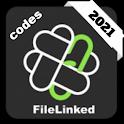 New Filelinked Codes Latest 2021 icon