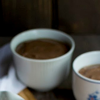 Vegan Rich Chocolate Mousse