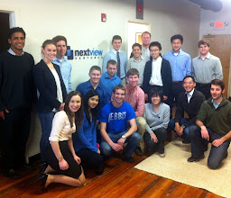 Photo: BC's Master Class w/NextView Ventures with Partner Rob Go