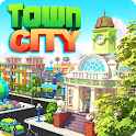 Sparkling Society - Build a Town, City, Village - Logo