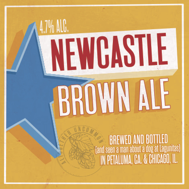 Logo of Newcastle Brown Ale