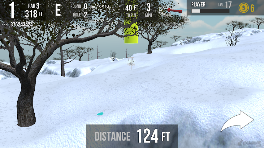 android Disc Golf Unchained Screenshot 7