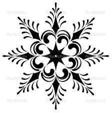 Znalezione obrazy dla zapytania snieżynka