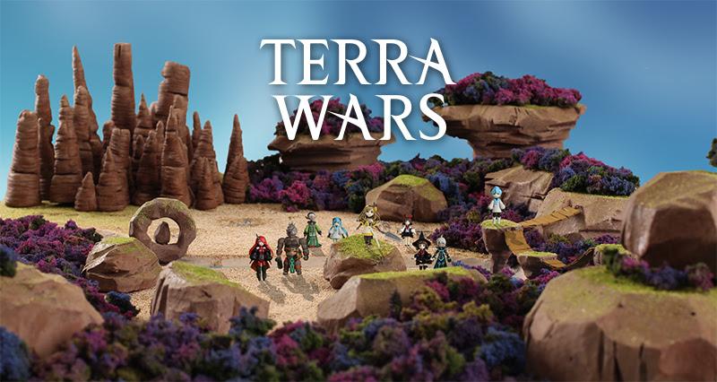 เกมใหม่ไม่ได้มีเพียงหนึ่ง MistWalker ออก Terra Wars ต่อด้วย!