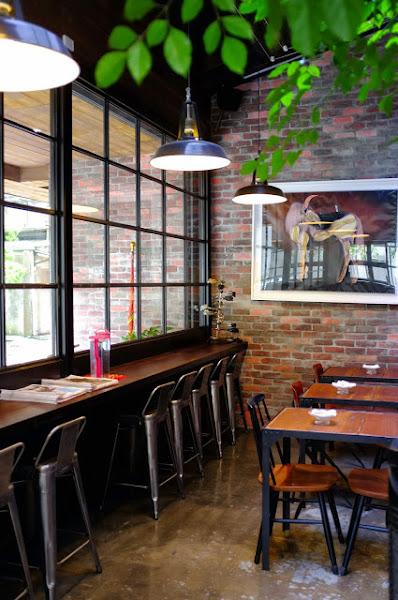 紐約工業LOFT風格 A8 Cafe