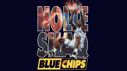 Pelicula blue chips la La película