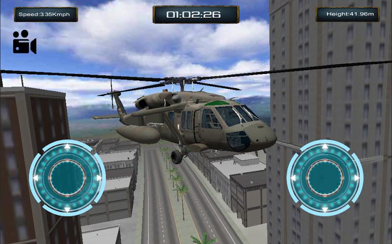 Скриншот Gunship Battle: Helicopter Sim