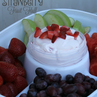 Strawberry Fruit Fluff