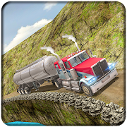 Oil Tanker Impossible Truck Offroad Fuel Transport