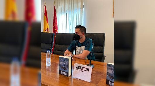El almeriense José Piqueras, premio de novela negra BMB