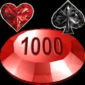 Тысяча вдвоём / 1000