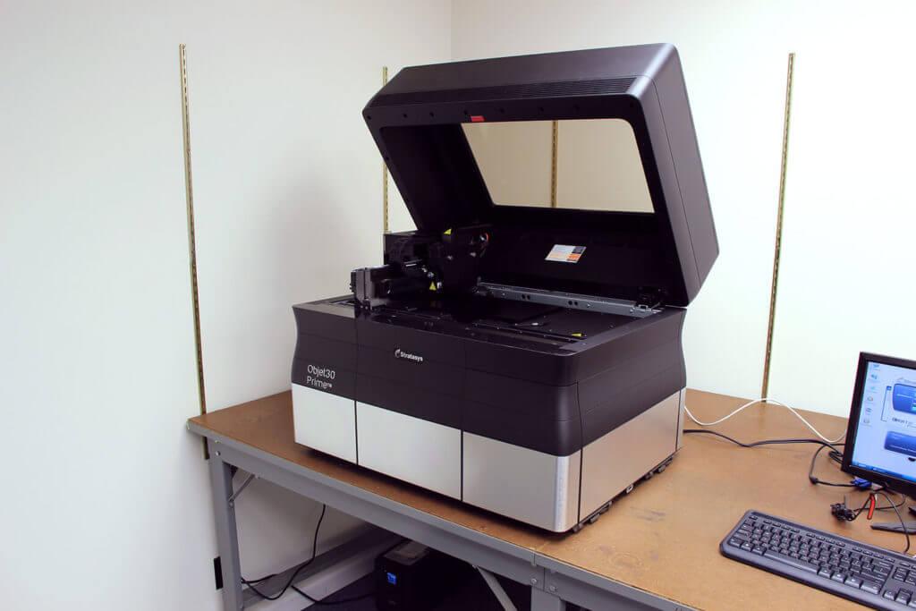 Лучший промышленный 3D-принтер: Objet30 Prime