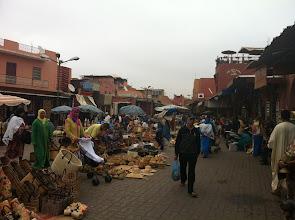 Photo: Place Jemaa-el-Fna Marrakech