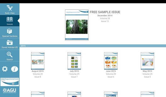 Global Biogeochemical Cycles- screenshot thumbnail