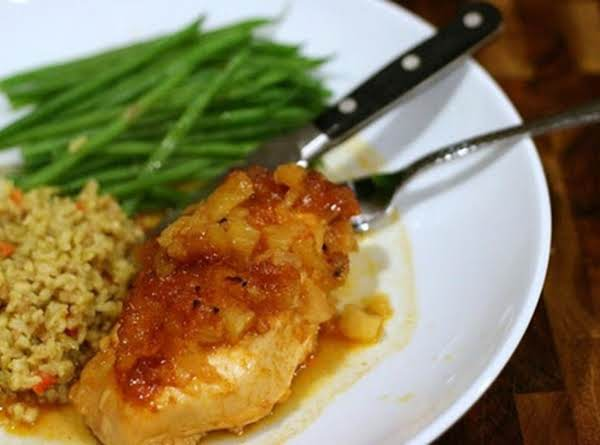 Grilled Hawaiian  Chicken Recipe