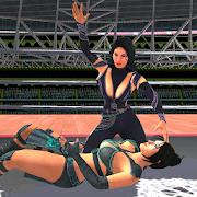 Girls Wrestling Fight-Super Woman Legends On Fire