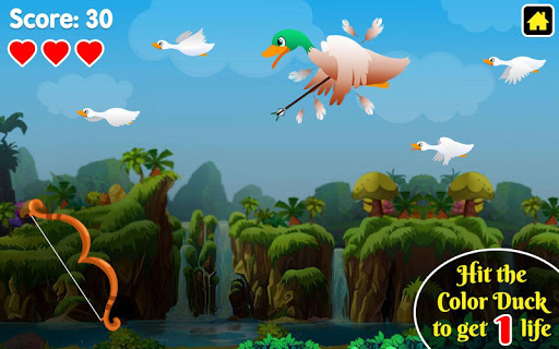 Duck Hunting : King of Archery Hunting Games 1.8 screenshots 7