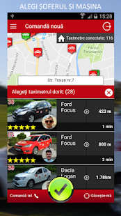 Daniel Taxi Cluj- screenshot thumbnail