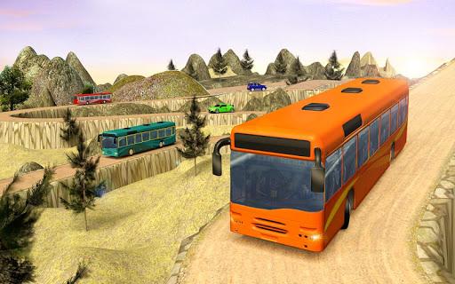 Offroad Bus Simulator 2018: Real Coach Bus Driving 1.0 screenshots 2