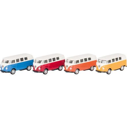 VW buss modell 1962