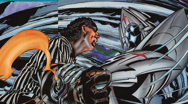 Astro City - Cerca de Ti - The Nearness Of You