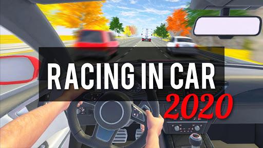 Racing in Car 2020 apktreat screenshots 1