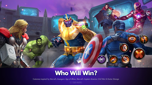 MARVEL Future Fight painmod.com screenshots 13