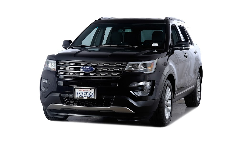 buy a used 2016 ford explorer xlt shift