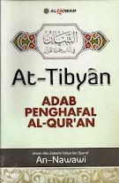 At-Tibyan, Adab Penghafal Al-Qur'an | RBI
