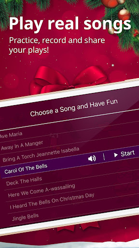 Christmas Piano: Music & Games 1.0.2 screenshots 4