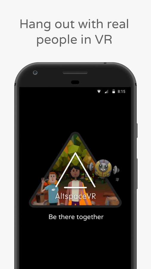 AltspaceVR—The Social VR App- screenshot
