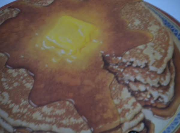 Diner Griddle Cakes  ( 1936 ) Recipe