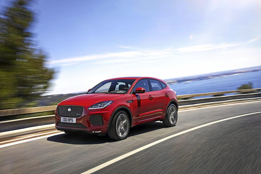British manufacturer Jaguar will enter the compact premium crossover market with its E-Pace