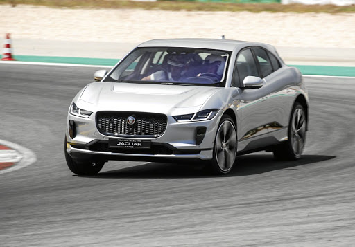 The I-Pace even proved its sporty DNA on the Portimao racetrack.