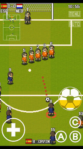 PORTABLE SOCCER DX Lite 3.5 screenshots 2