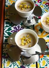 Photo: 15. NO BAKE/ Low Fat Dates Panna Cotta Blog name- http://foodfashionparty@blogspot.com  Asha Shivakumar  http://foodfashionparty.blogspot.com/2013/04/no-bake-low-fat-dates-panna-cotta.html  Canon EOS DIGITAL REBEL XSi basic lens with 3.5 aperture  Thanks so much for the oppurtunity. No Bake Dates Panna Cotta