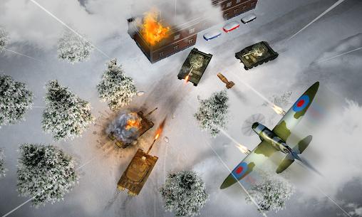 Tank Battle War Games 2020: Army Tank Games WW3 2