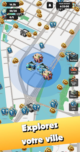 Neopolis Game u2013 Prends possession de ta ville android2mod screenshots 1