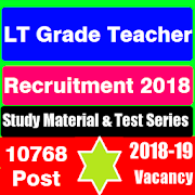 UP LT Grade Teacher Practice set