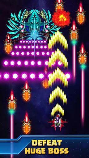 Galaxy Shot: Invader Attack apkmind screenshots 1