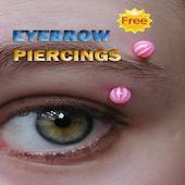 Eyebrow Piercing Designs