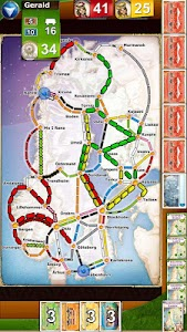 Ticket to Ride v2.2.3-4370-8761a66c (Unlocked)