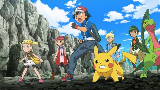 Pokémon TV Screenshot