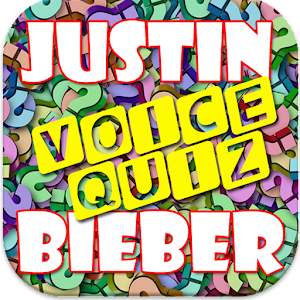 Justin Bieber songs Voice Quiz for PC and MAC
