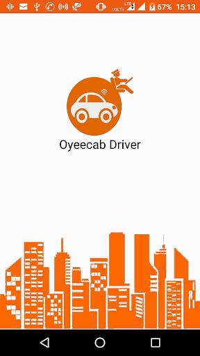 Oyeecab Driver screenshots 1