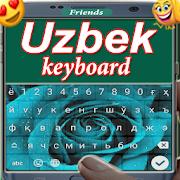 Friends Uzbek Keyboard