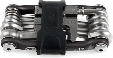 Crank Brothers Multi-17 Mini Tool, Nickel alternate image 4