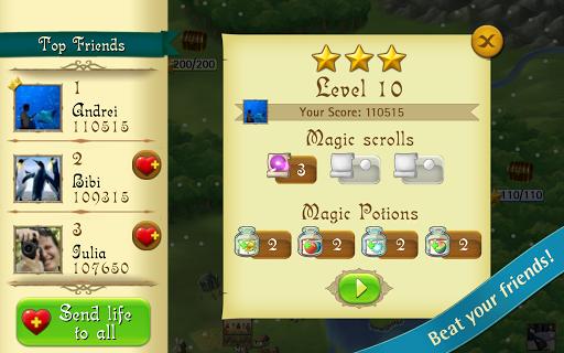 Bubble Witch Saga screenshot 7