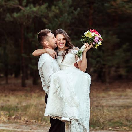 Wedding photographer Vitaliy Maslyanchuk (Vitmas). Photo of 24.10.2017